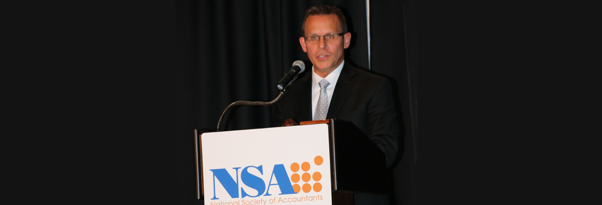 An Interview with NSA's 2017-2018 President Brian Thompson
