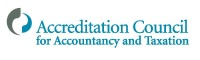 Accreditation Council for Accountancy and Taxation logo